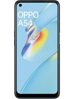OPPO A54 6GB RAM Price in India