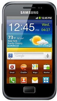 Samsung Galaxy Ace Plus S7500 Price in India