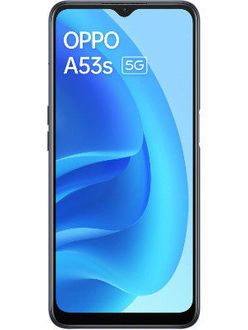 OPPO A53s 5G Price in India