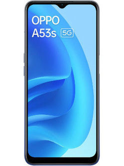 OPPO A53s 5G 8GB RAM Price in India