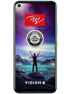 Itel Vision 2 Price in India
