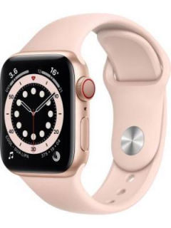 Apple Watch Series 6 Cellular Price in India