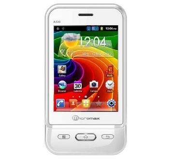Micromax A50 Price in India