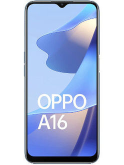 OPPO A16 Price in India