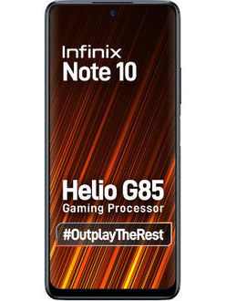 Infinix Note 10 128GB Price in India