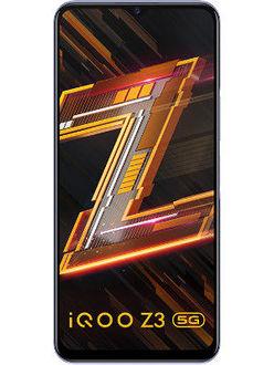 Vivo iQOO Z3 8GB RAM Price in India