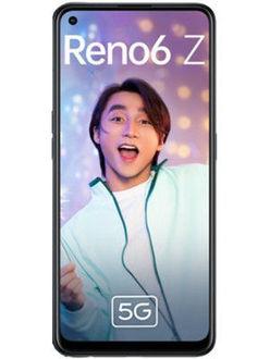 OPPO Reno 6Z Price in India