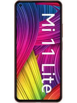 Xiaomi Mi 11 Lite 8GB RAM Price in India