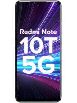 Xiaomi Redmi Note 10T Price in India