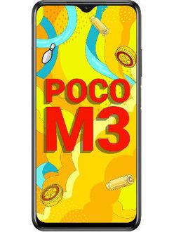 POCO M3 4GB RAM Price in India