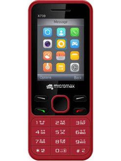 Micromax X739 Price in India