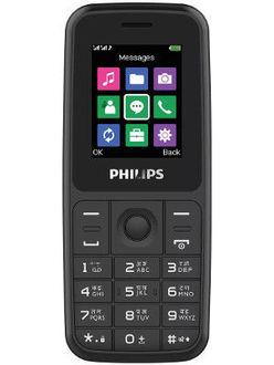 Philips Xenium E125 Price in India