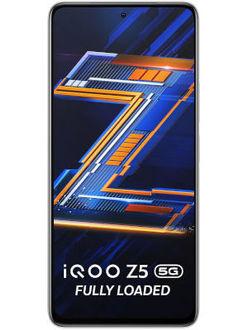 iQOO Z5 5G Price in India