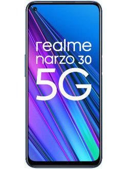 Realme Narzo 30 5G 64GB Price in India