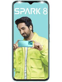 Tecno Spark 8 Price in India