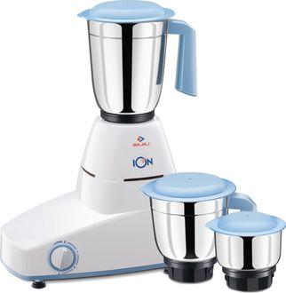 Bajaj Ion 3 Jar 500W Mixer Grinder Price in India