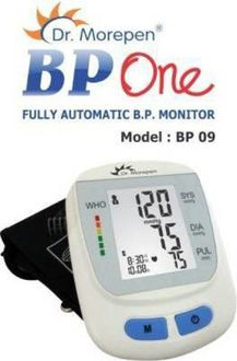 Dr. Morepen BP-09 BP Monitor Price in India
