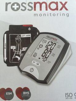 Rossmax MW701 Digital Upper Arm BP Monitor Price in India