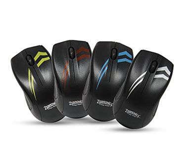 Zebronics Claw USB Mouse Price in India