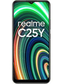 Realme C25Y Price in India