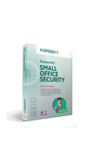 Kaspersky Small Office Security 20 Users Antivirus Price in India