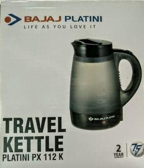 Bajaj Platini PX 112K 0.4L Travel Kettle Price in India