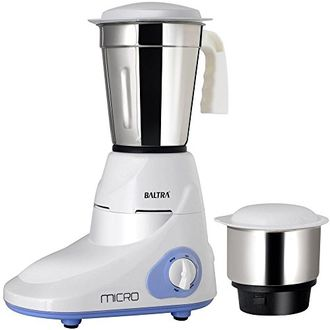 Baltra BMG-115 Micro 2 Jar 400W Mixer Grinder Price in India