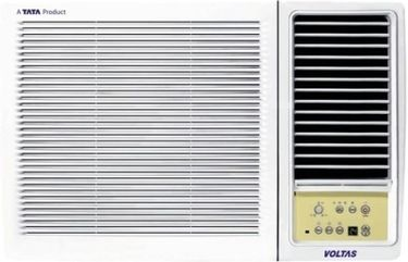 Voltas 1 Ton 3 Star 123 LY window Air Conditioner Price in India