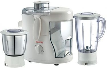 Prestige Champ 550 W Juicer Mixer Grinder Price in India