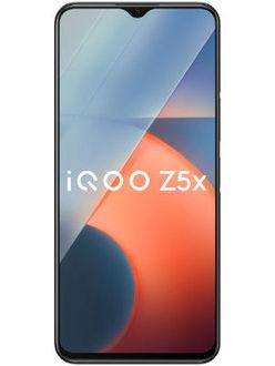 iQOO Z5x 5G Price in India
