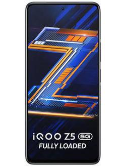 iQOO Z5 5G 256GB Price in India