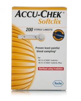 Accu-Chek Softclix 200 Lancets Price in India