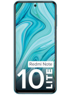 Xiaomi Redmi Note 10 Lite 128GB Price in India
