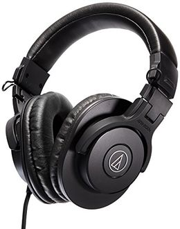 AudioTechnica ATH-M30X Professional Monitor Headphone Price in India