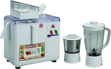Signoracare SJG-3100 500W Juicer Mixer Grinder Price in India