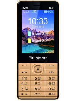 i-smart IS-209 Bold Price in India