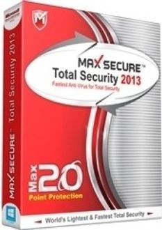 Max Secure Total Security 2013 3 PC 1 Year Price in India
