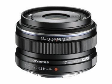 Olympus M.Zuiko Digital 17mm f/1.8 Lens Price in India