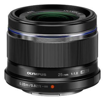 Olympus M.Zuiko Digital 25mm f/1.8 Lens Price in India