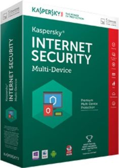 Kaspersky Internet Security - Multi Device 5 Users 1 Year Price in India