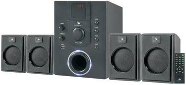 Zebronics ZEB-SW400RUF 4.1 Speaker System Price in India