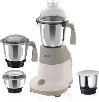 Boss Excel B203 600W Mixer Grinder Price in India