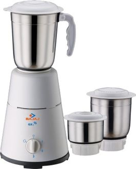 Bajaj GX1 500w Mixer Grinder Price in India