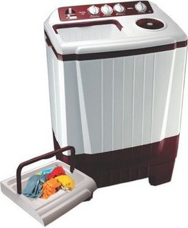 Onida 7.5 Kg Semi Automatic Washing Machine (WO75SBX1) Price in India