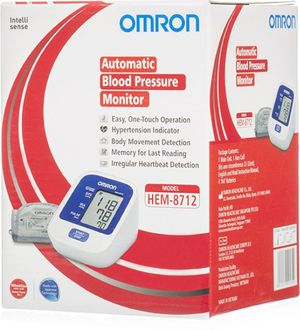 Omron HEM-8712-IN Blood Pressure Monitor Price in India
