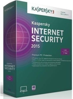 Kaspersky Internet Security 2015 1 PC 1 Year Price in India