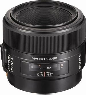 Sony 50mm F2.8 Macro Lens Price in India