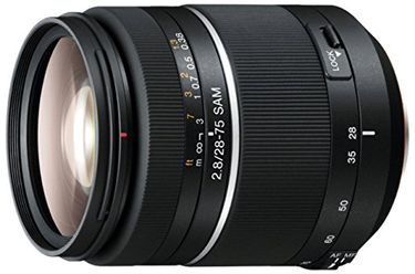 Sony 28-75mm f/2.8 Alpha A-Mount Standard Zoom Lens Price in India