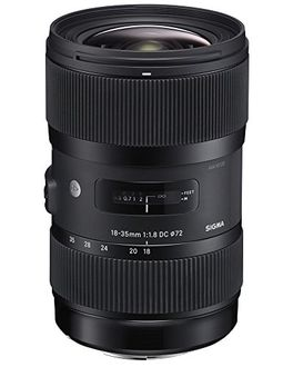 Sigma 18-35mm f/1.8 DC HSM Lens for Canon Price in India