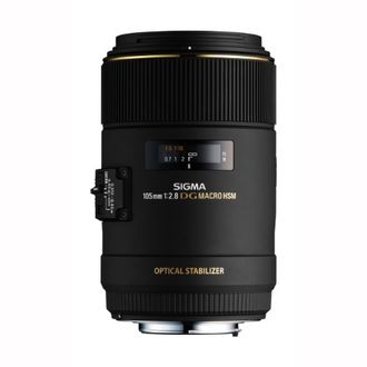 Sigma 105 mm F2.8 EX DG OS HSM Lens (For Canon) Price in India